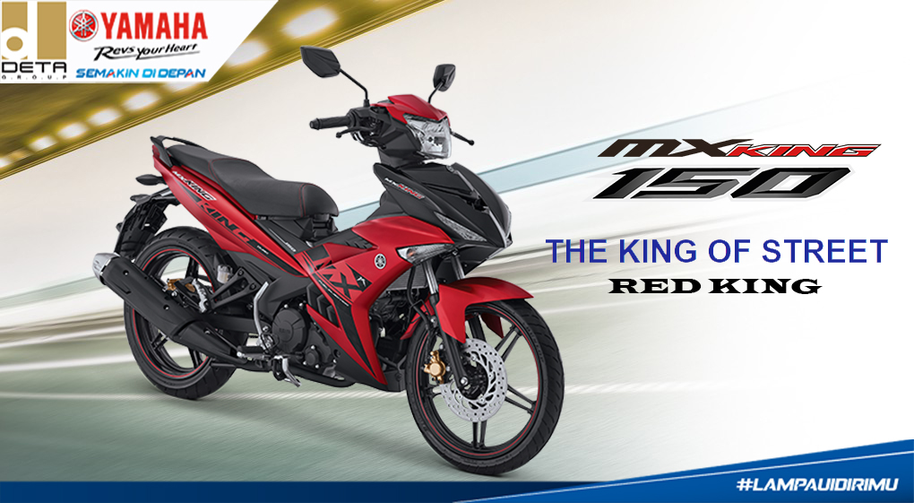 KREDIT mx king RED KING 2017