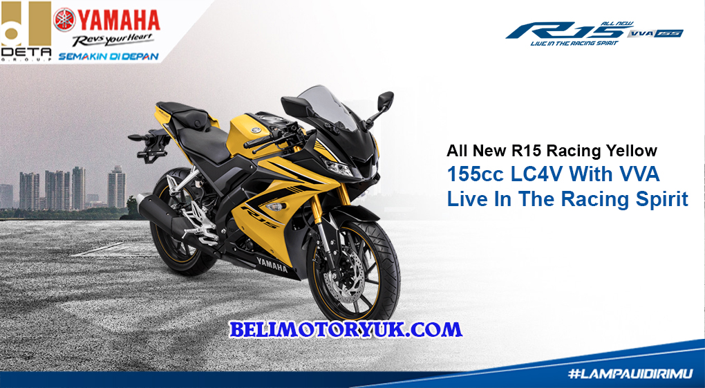 R15 racing yellow 2018