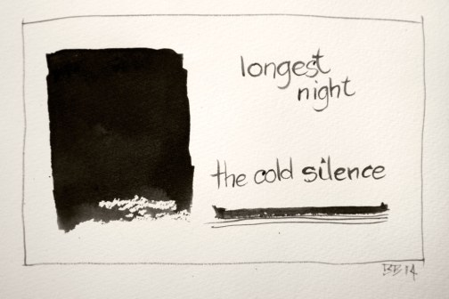 longest night/the cold silence