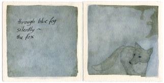 through-blue-fog-silently-the-fox