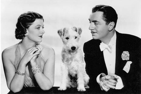 The Thin Man publicity photo