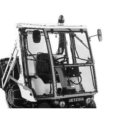 Kit d'éclairage pour cabine - réf.MY124E - ETESIA
