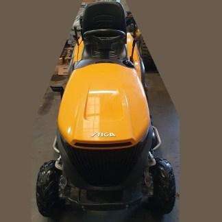 Stiga - Estate Pro 9102 XWS _ face avant