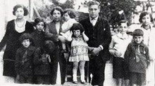 Аристид де Суза Мендес с семьей