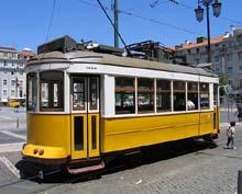 Лиссабонские трамваи
