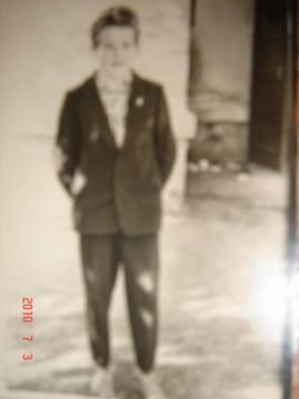 S. Komisarov, 14 let
