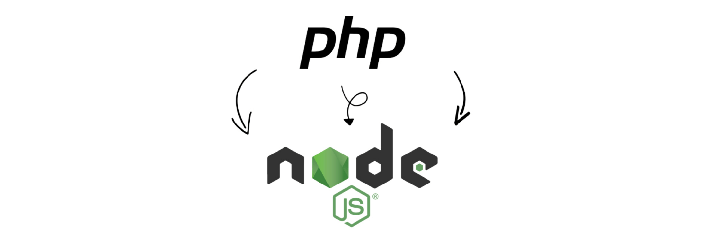 Node.js vs PHP: Partners, not competitors