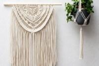 Macrame Wall Hangings & Plant Hangers