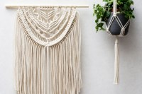 Macrame Wall Hangings & Plant Hangers - Buy or DIY ...