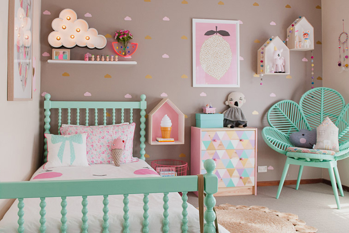 Top 7 Nursery & Kids room Trends You Must Know for 2017
