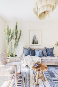 Get the boho chic look - 32 bohemian interior design ideas ...