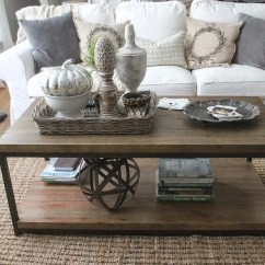 Living Room Coffee Table Decorations Used Sets For Sale 29 Tips A Perfect Styling Belivindesign Rustic Decor With An Industrial Touch