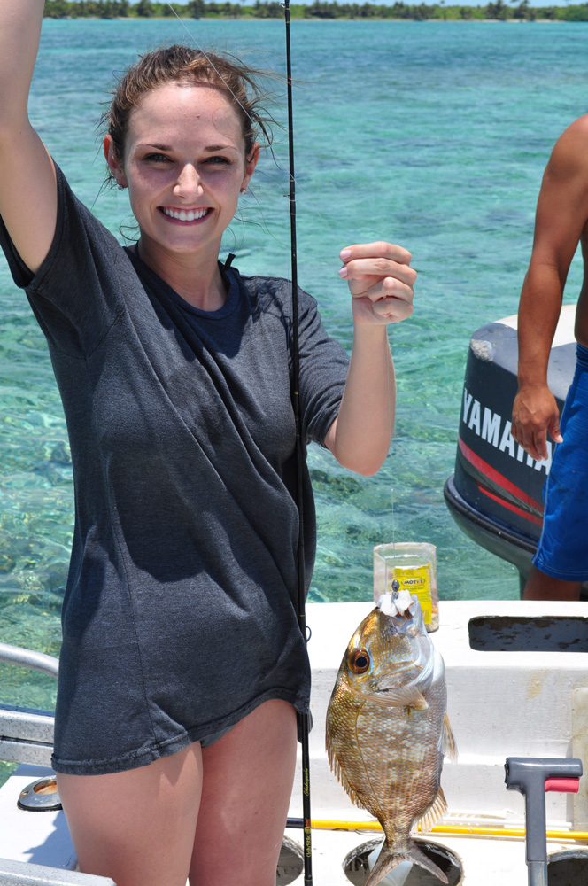 Guided Fishing Expeditions Belize Sailing Vacations
