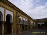 Claustro (Mezquita-catedral de Córdoba)