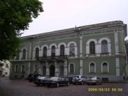 Eesti Kunstiakadeemia vabade kunstide teaduskond (Kiriku plats)