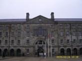 W of Collins Barracks