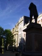 St Ann's Square (Statue of Richard Cobden)