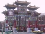 Chinese Arch (Nelson Street) 세계 최대 차이나타운 입구