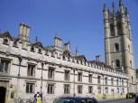 Magdalen College (High Street)
