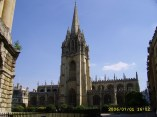 University Church of St Mary the Virgin (Radcliffe Square)