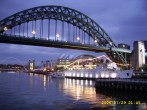 Gateshead Quays & Tyne Bridge (Swing Bridge)