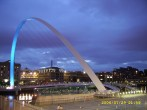 Gateshead Millennium Bridge (Baltic Square)