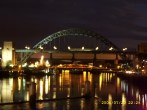 Tyne Bridge & Swing Bridge (Gateshead Millennium Bridge)