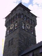 Clock Tower (Cardiff Castle)