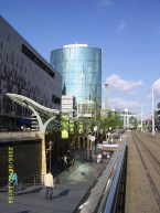 De Bijenkorf, Beurs-WTC, Korte Hoogstraat