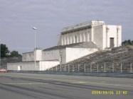 Reichsparteitagsgelände (Haupttribüne des Zeppelinfeldes)