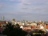 Bratislava from Bratislavský hrad