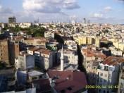 looking NE from Galata Kulesi