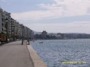 White Tower of Thessaloniki (Nikis Avenue) = Λευκός Πύργος της Θεσσαλονίκης (Λεωφόρος Νίκης)