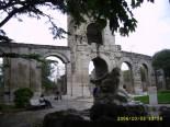 Théâtre antique d'Arles (Jardin d'été)
