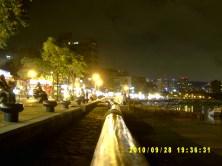 Danshui Riverside = 淡水 河邊道路