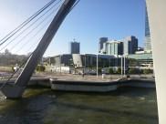 Perth Convention and Exhibition Centre (Elizabeth Quay Bridge)