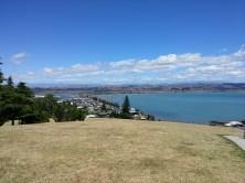 looking W (Bluff Hill)