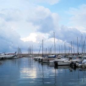 Hafen von Santa Maria Navarrese
