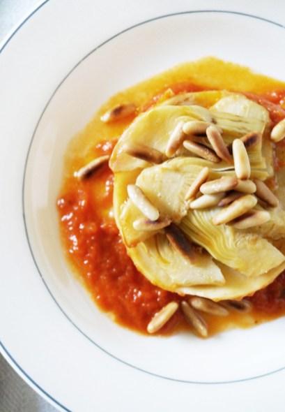 Artischocken Lasagne_09