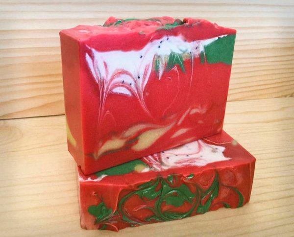 Apple Orchard Coconut Milk Soap
