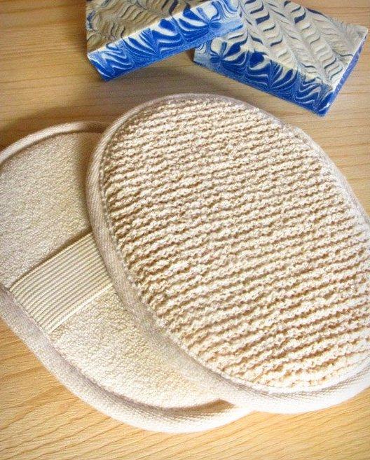 Boucle Exfoliating Scrub Pad