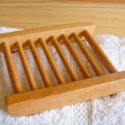 Beech Wood Soap Tray