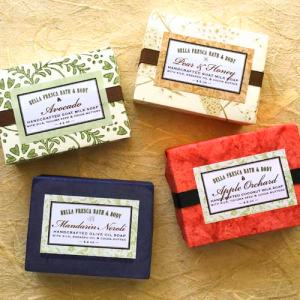 Beautiful Soap Packaging