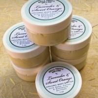 Lavender & Sweet Orange Organic Body Butter
