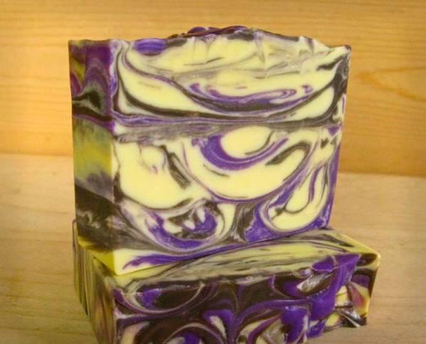 Tangerine Cedar Soap