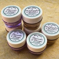 Sample Size Organic Body Butters