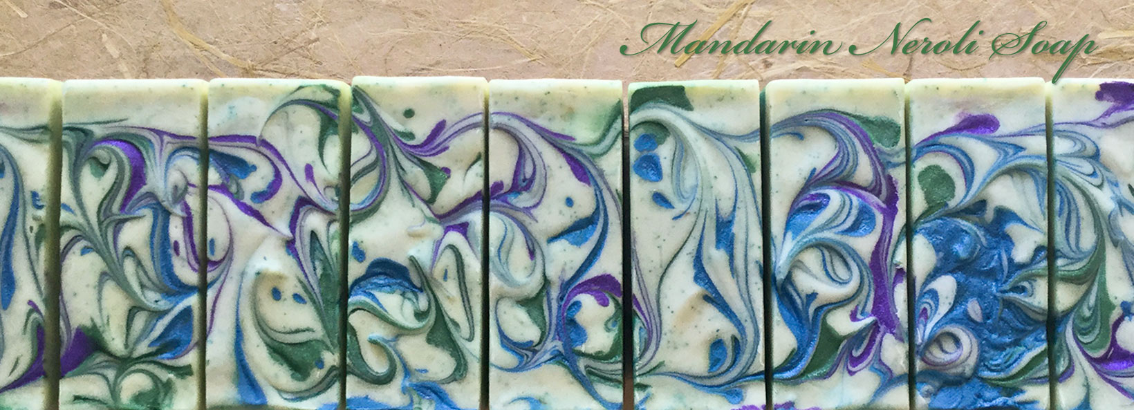 mandarin neroli soap