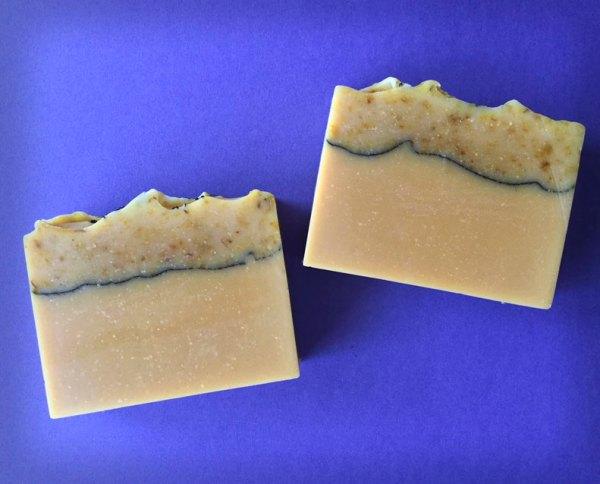 Litsea Lemongrass soap