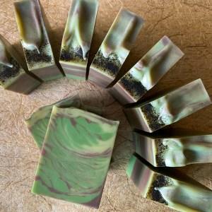 silver fir soap