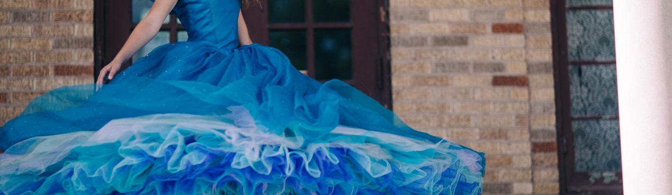 Inside My Cinderella Ball Gown Replica